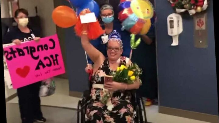 Texas mom battling COVID-19 for 152 days finally out of hospital