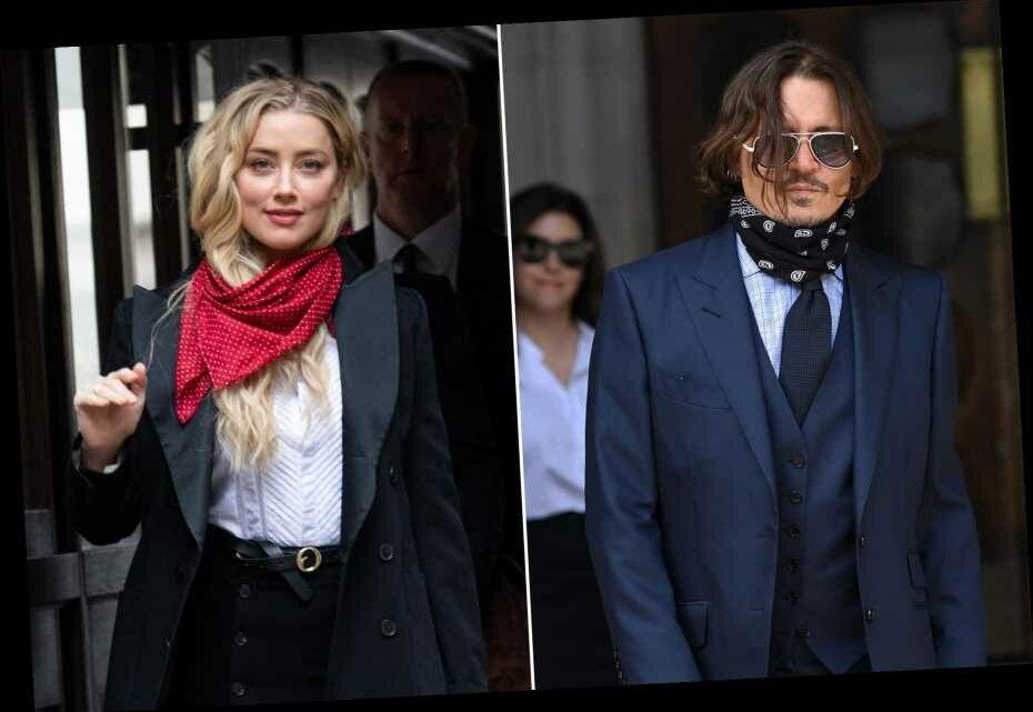 Johnny Depp Loses Libel Case Against 'The Sun' Newspaper