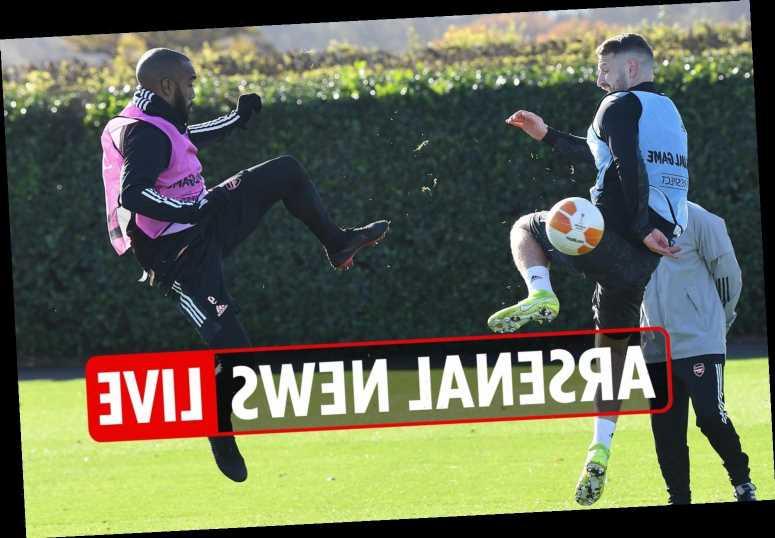 8.15am Arsenal news LIVE: Aouar transfer LATEST, Martinelli UPDATE, Molde build-up in Europa League clash – The Sun