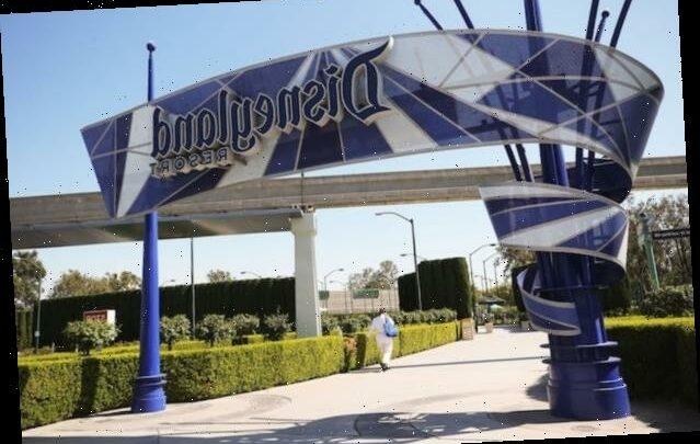 Bob Chapek Slams California for Blocking Disneyland's Reopening