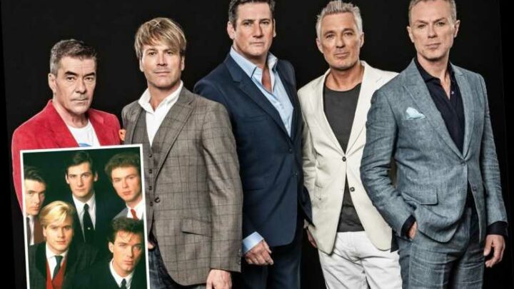 Spandau Ballet's Martin Kemp on feuds, Live Aid and getting the band back together