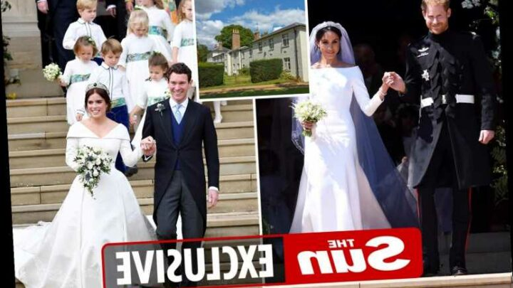Meghan Markle & Prince Harry hand Frogmore Cottage to Princess Eugenie & move belongings to California in dead of night