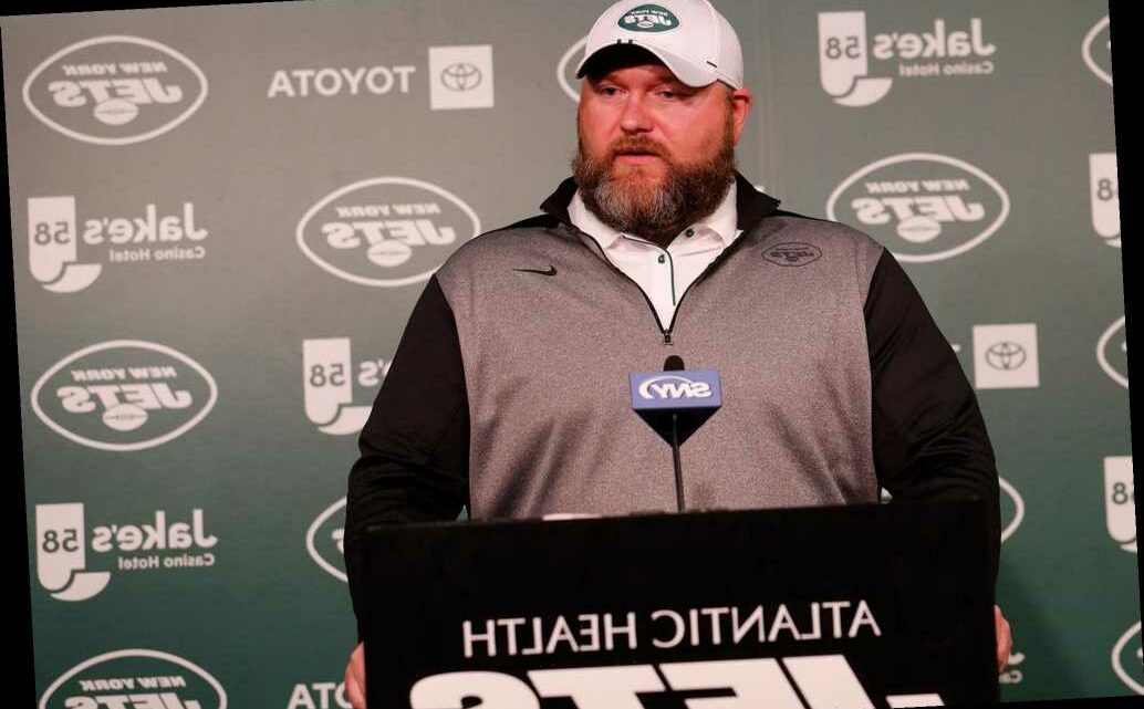 Joe Douglas takes 'fair share' of blame for Jets mess