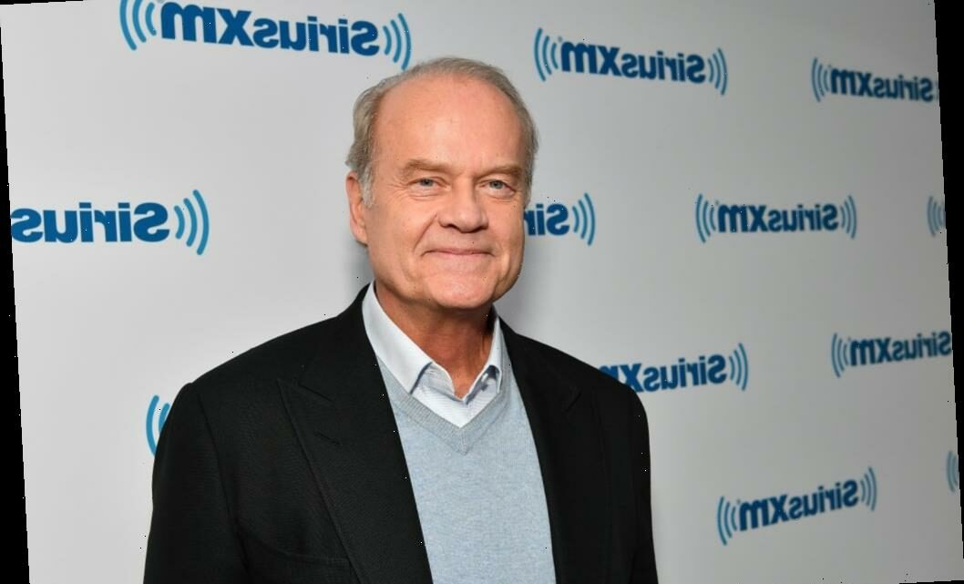 Kelsey Grammer Walked Out On Piers Morgan Right Before an Interview