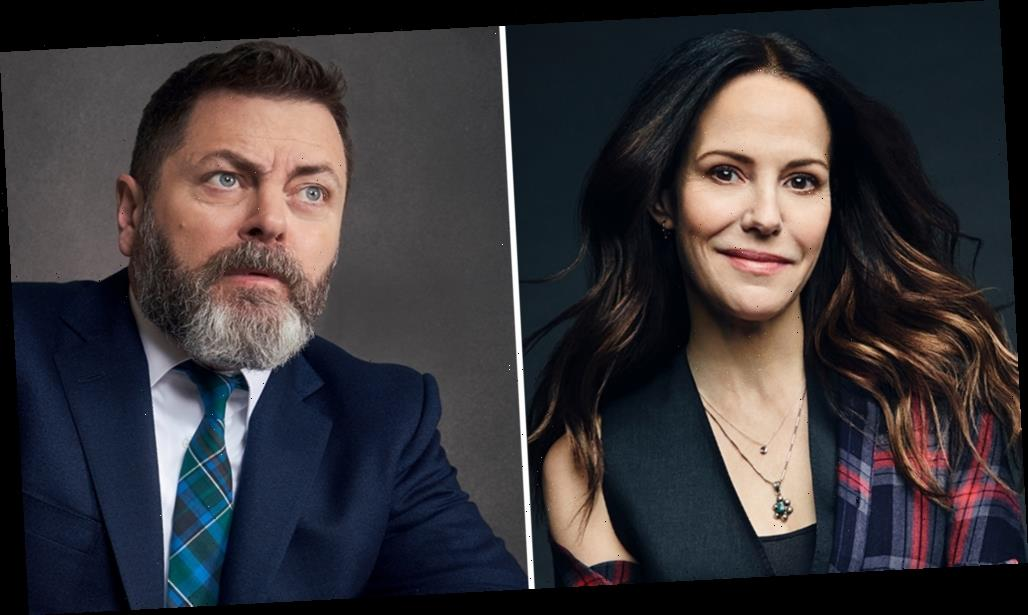 Mary-Louise Parker & Nick Offerman To Play Colin Kaepernick's Parents In Netflix Limited Series