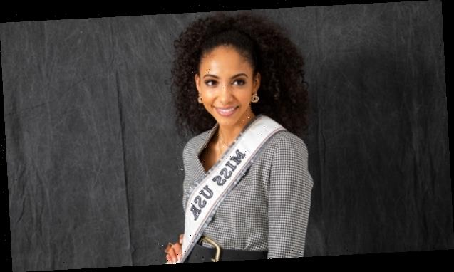 Miss USA Cheslie Kryst Reveals How The Pandemic Shaped Her Reign: 'It Allowed Me To Connect With People'