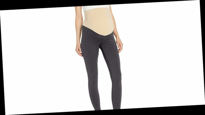 These Bestselling Maternity Leggings Are the Perfect Gift for Any Mom-to-Be