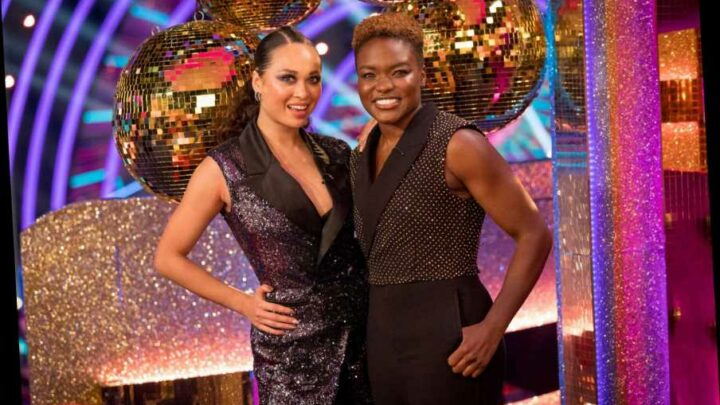 Strictly fans furious over decision to ban Nicola Adams from next year's show after Maisie Smith's 'unfair' return