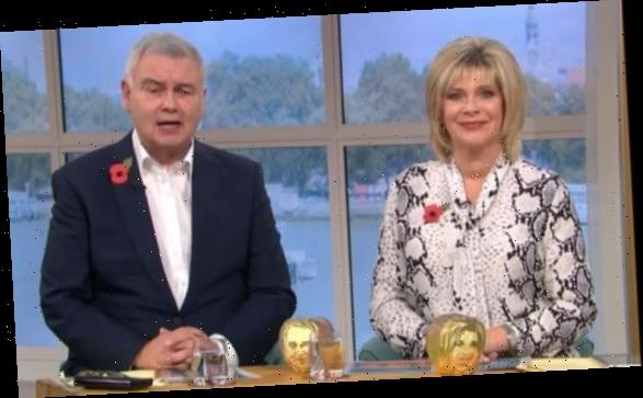 Eamonn Holmes breaks silence on This Morning axe with Des O'Connor tribute saying they don't make them like him anymore