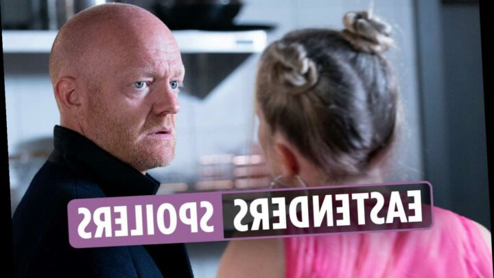 EastEnders spoilers: Max Branning and Linda Carter share a steamy kiss – and are blackmailed by Ian Beale