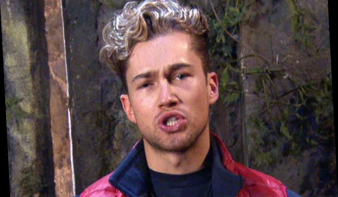 I'm A Celeb's Shane Richie and AJ Pritchard clash as tempers flare in the camp's first bust up