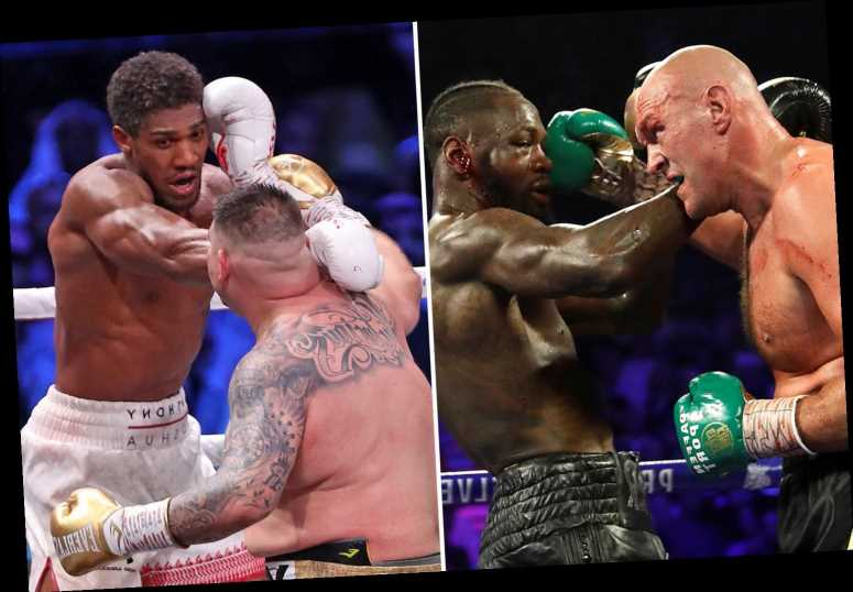 Tyson Fury slams Deontay Wilder for bad sportsmanship after KO loss but lauds Anthony Joshua after Andy Ruiz Jr defeat
