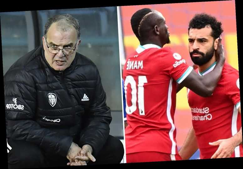 Fifa Best nominations announced with Liverpool having FOUR in running and Leeds boss Bielsa shock nominee for top coach