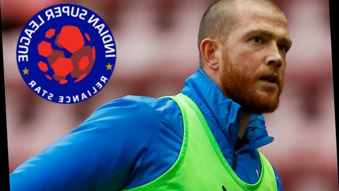Wigan striker Joe Garner agrees Indian Super League transfer to join Robbie Fowler at East Bengal