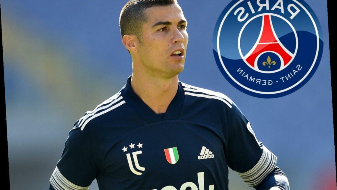 PSG confirm entering Cristiano Ronaldo transfer race as chief Leonardo reveals 'maybe he will quit' Juventus tomorrow
