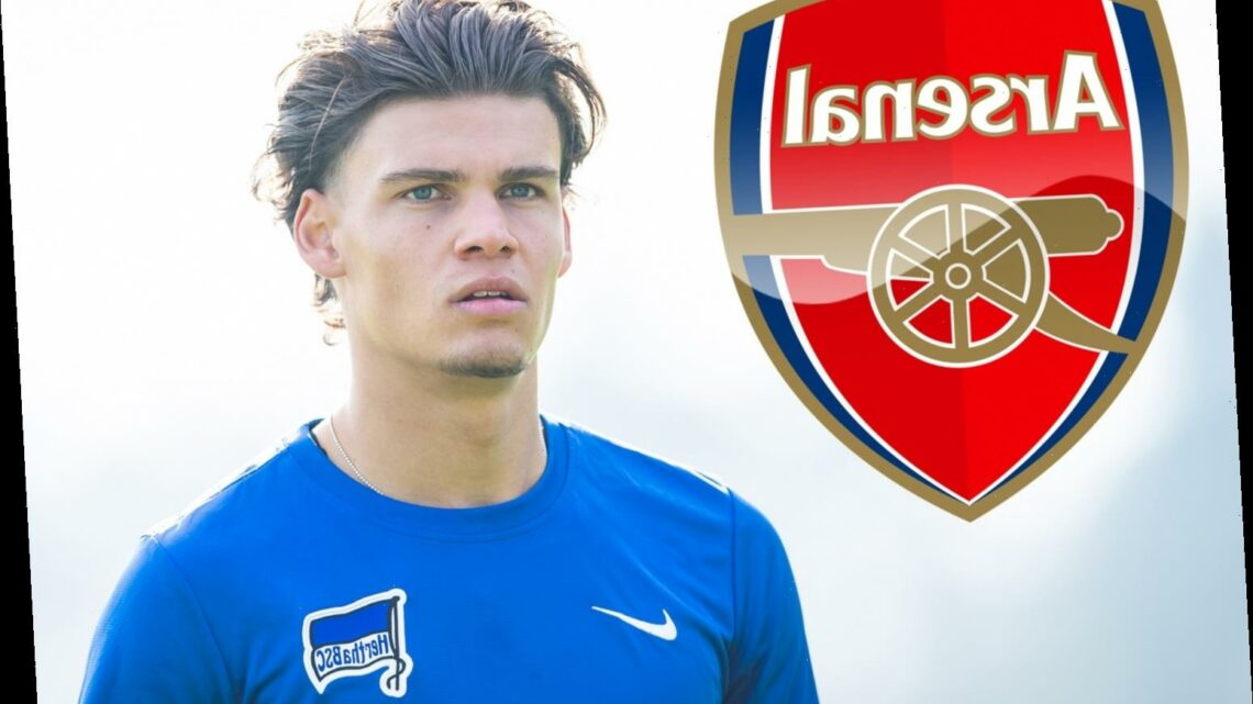 Arsenal 'agree Omar Rekik transfer with 18-year-old defender joining in Jan before being loaned back to Germany'
