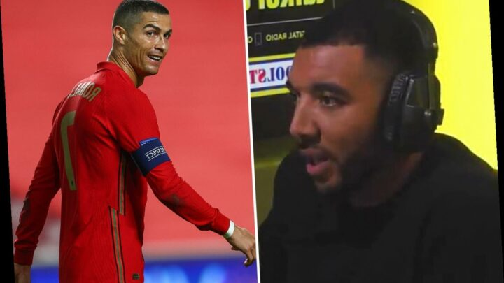 Cristiano Ronaldo tipped to join Wolves for 'Portuguese connection' in shock transfer from Juventus by Troy Deeney