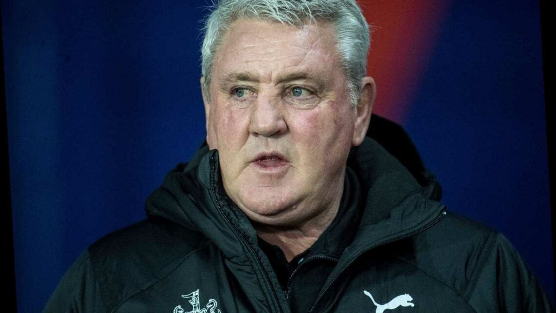 Steve Bruce confirms THREE Newcastle players and a staff member tested positive for Covid-19 before Crystal Palace win