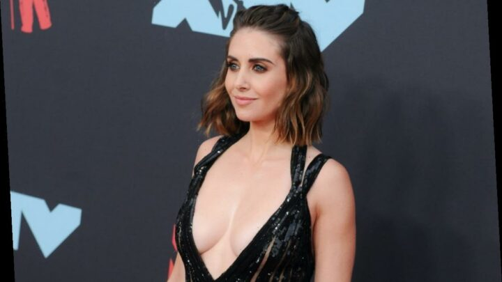 'The Ellen DeGeneres Show': Alison Brie Apologized for Accidentally Showing Ellen DeGeneres an Embarrassing Photo When They Met