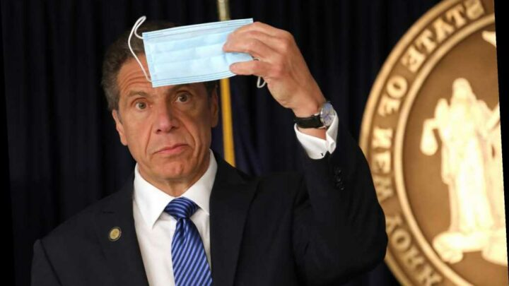 Gov. Andrew Cuomo will receive Emmy for COVID-19 TV briefings