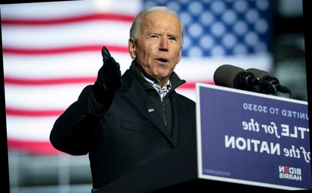 Latest 2020 election betting odds: Biden favored to win presidency