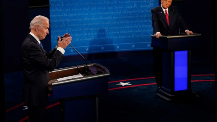 Don't trust banking behemoths' 2020 election predictions