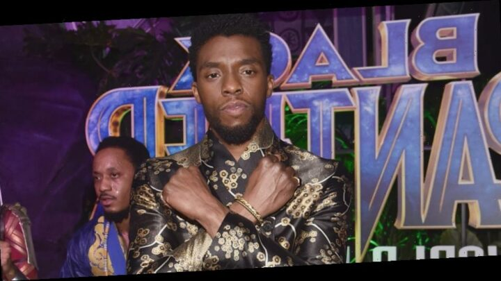'Black Panther' Honors Chadwick Boseman With Montage Tribute – Watch (Video)