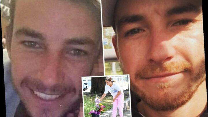 Man, 26, stabbed to death with broken bottle while defending girlfriend when gang shouted abuse