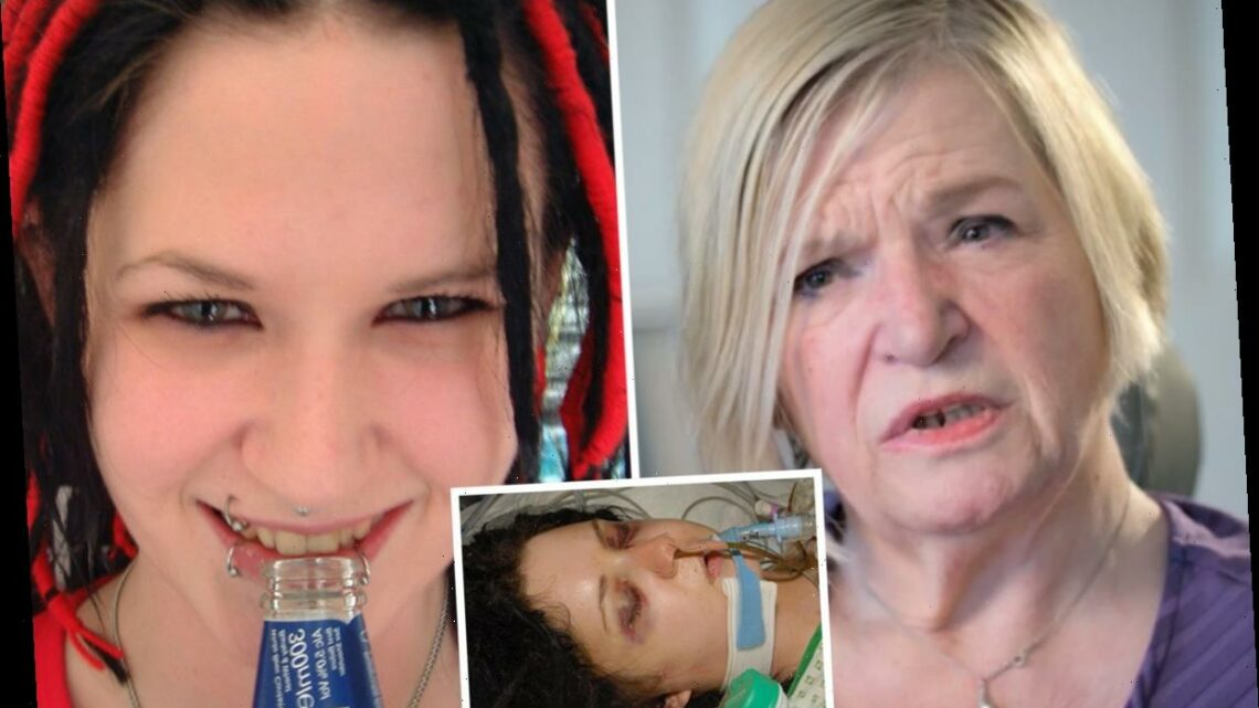 Heartbroken mum of girl battered to death in a park for being a goth describes daughter's horror injuries