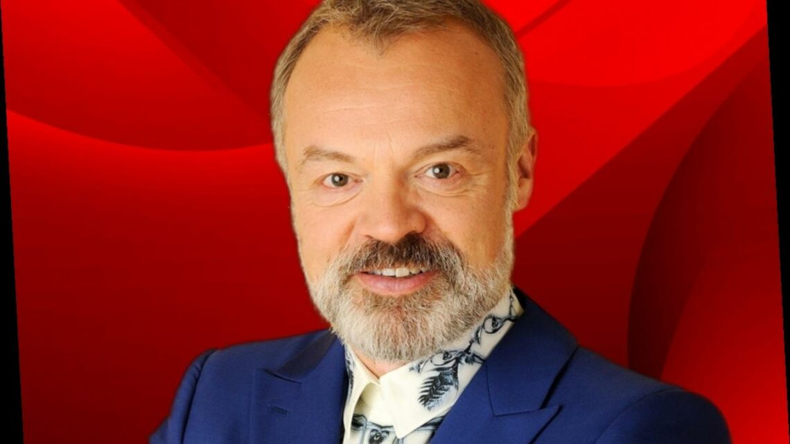 Graham Norton joins Virgin Radio for weekend shows after leaving Radio 2