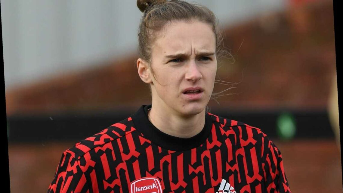Arsenal could face further injury crisis after Vivianne Miedema pulls out of international duty
