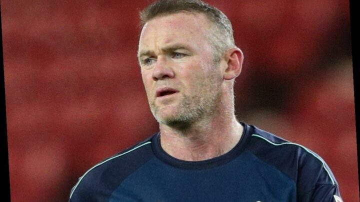 Wayne Rooney made SOLE interim boss of Derby and will take charge against Wycombe on Saturday