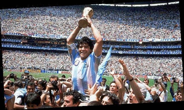 Cristiano Ronaldo & More Soccer Stars Mourn Diego Maradona: 'You Will Never Be Forgotten'
