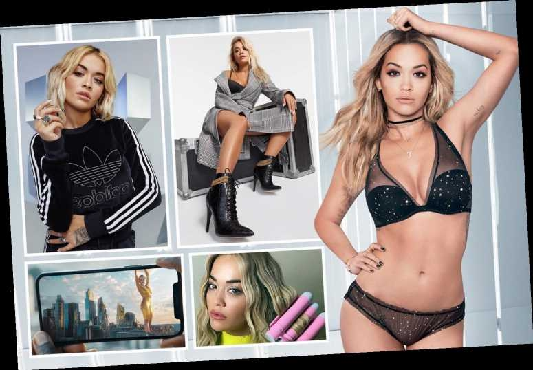 Inside Rita Ora's £20m fortune 'despite barely singing a note these days'