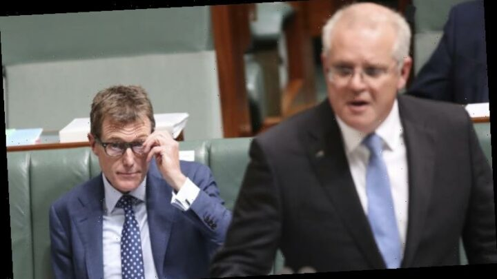 Ministers are in no doubt about conduct expectations: Scott Morrison