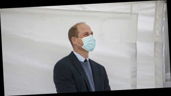 Prince William Tested Positive For the Coronavirus Earlier This Year, and the World Had No Idea