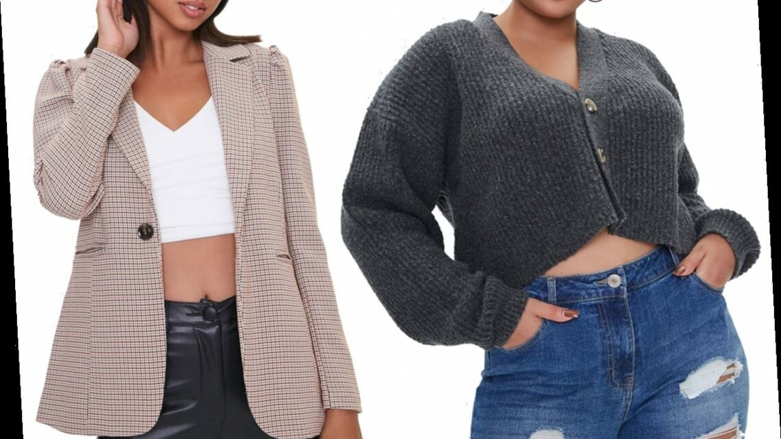 Forever 21's Major Black Friday Sale Has Deals Starting at $3