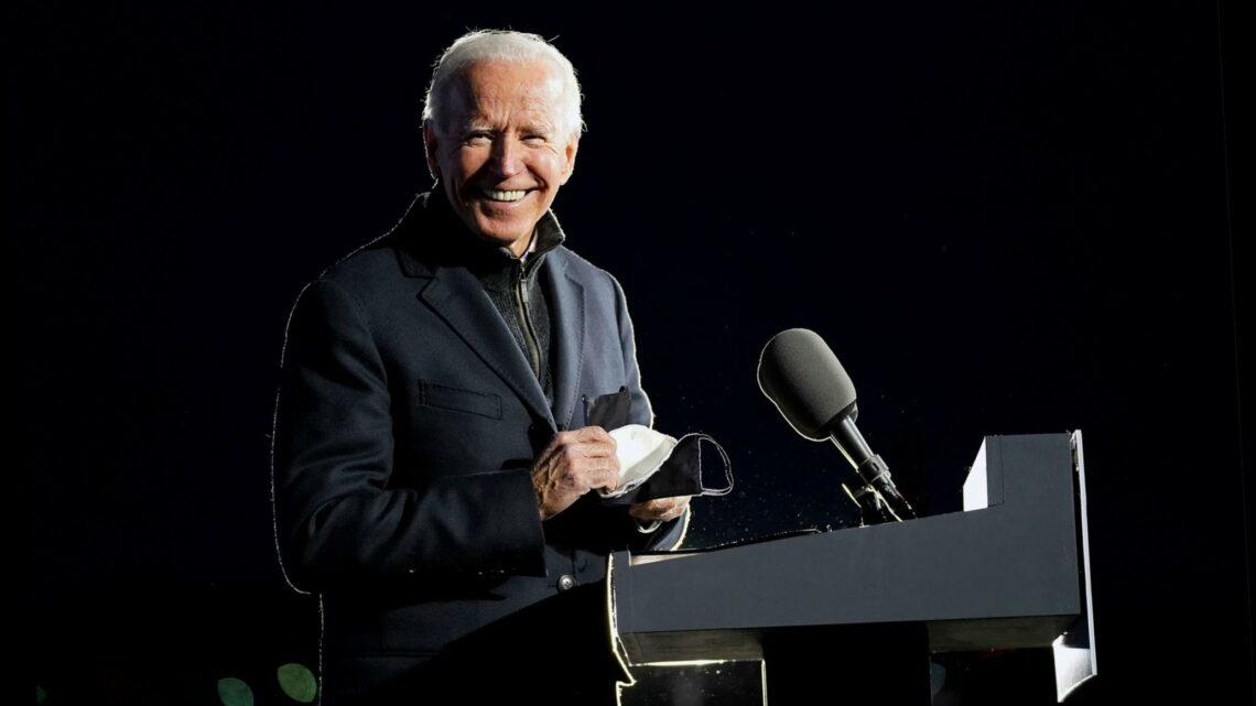 Majority of voters named Karen favor Biden for president