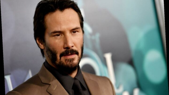 Keanu Reeves Said the Biggest Movie Star He's Friends With Is a Co-Star He Had a Crush On