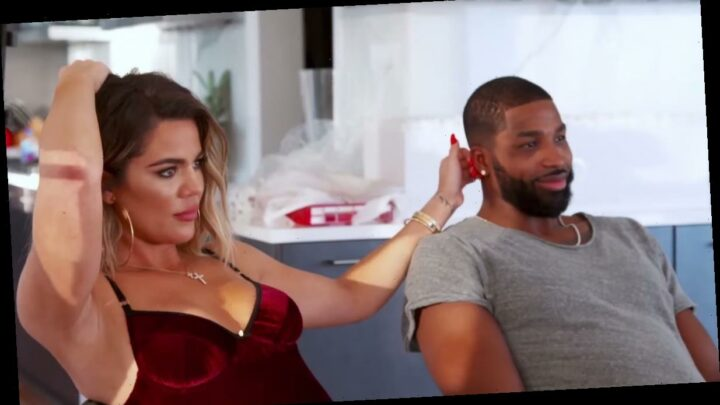 Khloe Kardashian and Tristan Thompson rumored to be getting married on TV, possible KUWTK spinoff on the way?