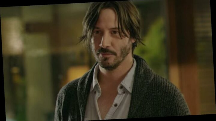 The Keanu Reeves movie that's dominating the Netflix charts