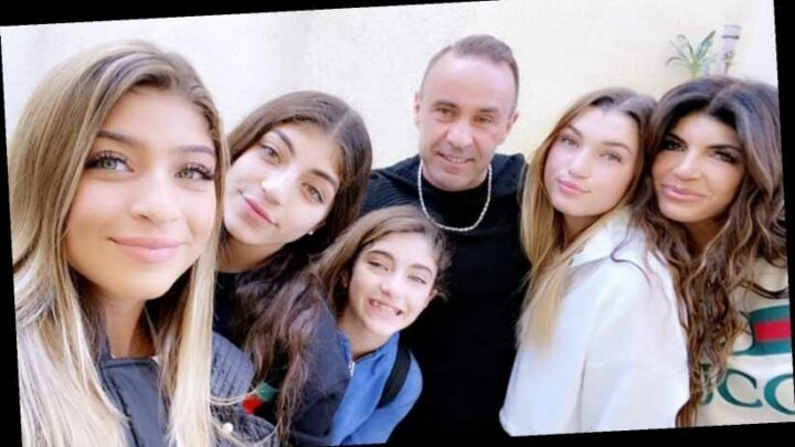 How Teresa Giudice's daughters really feel about her new relationship