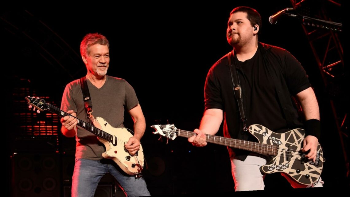 Wolfgang Van Halen's heart-wrenching musical tribute to his father