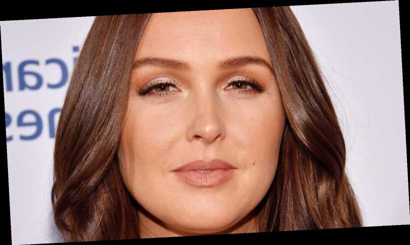 Grey's Anatomy's Camilla Luddington has the perfect response to mask criticism