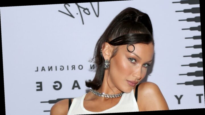 The Real Meaning Behind Bella Hadid's New Arabic Tattoos Revealed
