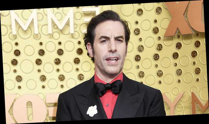 Sacha Baron Cohen is richer than you might think