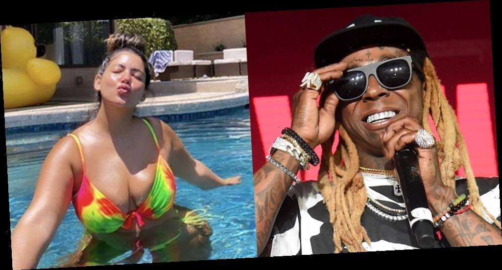 Lil Wayne & Girlfriend Denise Bidot Split, Reportedly Due to His Trump Endorsement