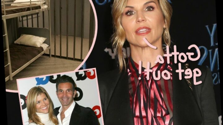 Did Lori Loughlin Find A Way To Get Out Of Prison EARLY?!