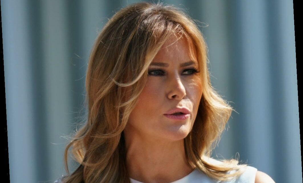 Melania Trump Is Moving Ahead With White House Holiday Parties Despite COVID-19 Surge