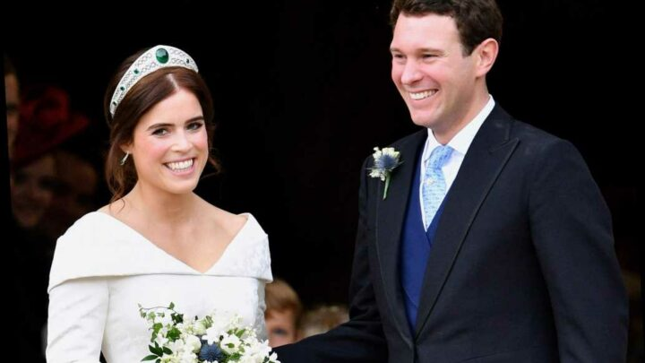 Princess Eugenie moves into Prince Harry and Meghan Markle's old digs